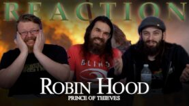 Robin Hood: Prince of Thieves Movie Reaction