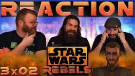 Star Wars Rebels Reaction 3×2