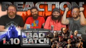 Star Wars: The Bad Batch 1×10 Reaction