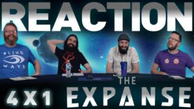 The Expanse 4×1 Reaction