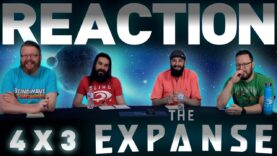 The Expanse 4×3 Reaction