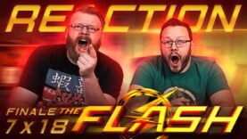The Flash 7×18 Reaction