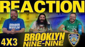 Brooklyn Nine-Nine 4×3 Reaction