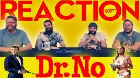 Dr. No Movie Reaction