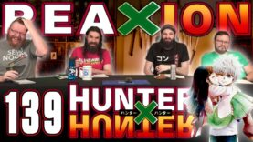 Hunter x Hunter 139 Reaction