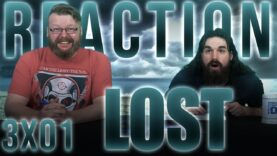 Lost 3×1 Reaction