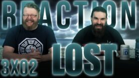 Lost 3×2 Reaction