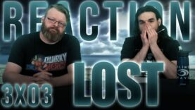 Lost 3×3 Reaction