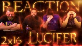 Lucifer 2×16 Reaction