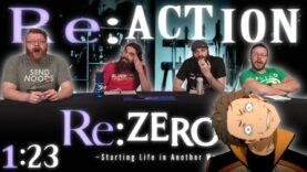 Re:Zero 1×23 Reaction