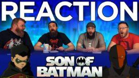Son of Batman Movie Reaction