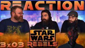 Star Wars Rebels Reaction 3×3