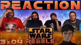 Star Wars Rebels Reaction 3×4