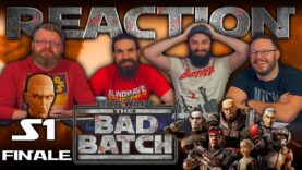 Star Wars: The Bad Batch 1×16 Reaction