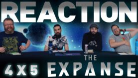 The Expanse 4×5 Reaction