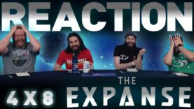 The Expanse 4×8 Reaction