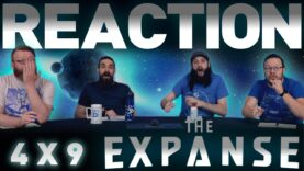 The Expanse 4×9 Reaction