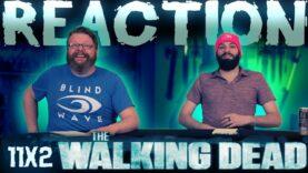 The Walking Dead 11×2 Reaction
