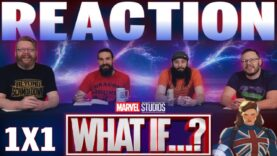 What If…? 1×1 Reaction