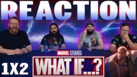 What If…?1×2 Reaction