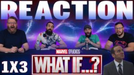 What If…?1×3 Reaction