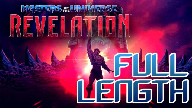 Masters of the Universe Full Length Icon