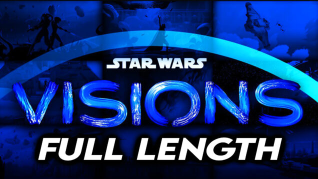 Star Wars Visions Full Length Icon