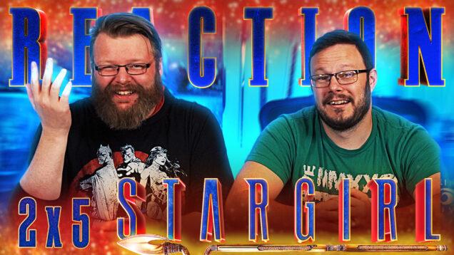 Stargirl 2×5 Reaction Thumbnail