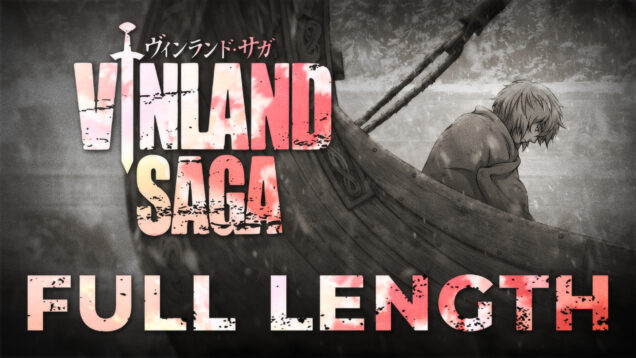 Vinland Saga Full Length Icon