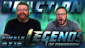 Legends of Tomorrow 6×15 Reaction