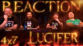 Lucifer 4×7 Reaction
