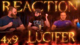 Lucifer 4×9 Reaction