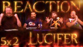 Lucifer 5×2 Reaction