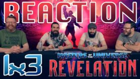 Masters of the Universe: Revelation 1×3 Reaction