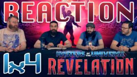 Masters of the Universe: Revelation 1×4 Reaction