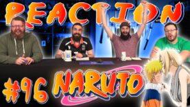 Naruto 96 Reaction