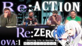 Re:Zero OVA #1 Reaction