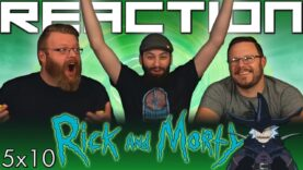 Rick and Morty 5×10 Reaction