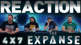 The Expanse 4×7 Reaction