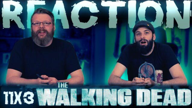 The Walking Dead 11×3 Reaction