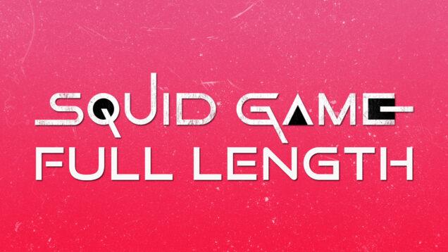 Squid Game Full Length Icon