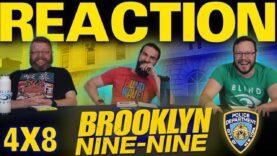 Brooklyn Nine-Nine 4×8 Reaction