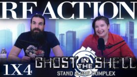 Ghost in the Shell: Stand Alone Complex 1×4 Reaction