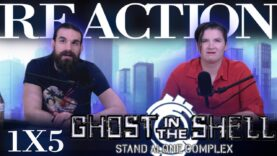 Ghost in the Shell: Stand Alone Complex 1×5 Reaction