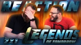 Legends of Tomorrow 7×1 Reaction