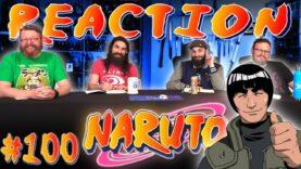 Naruto 100 Reaction