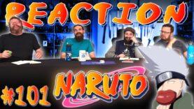 Naruto 101 Reaction