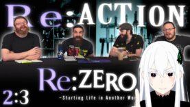 Re:Zero 2×3 Reaction