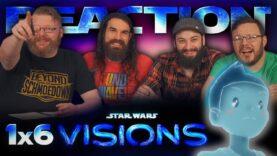 Star Wars Visions 1×6 Reaction