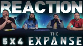 The Expanse 5×4 Reaction